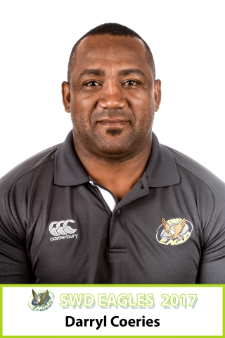 Darryl Coeries - Assistant Coach